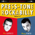 Pat Capocci & Rusty Pinto  Vol.4, Press-Tone Rockabilly