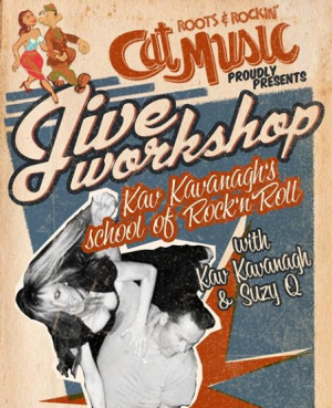 Jive workshop Nr. 2